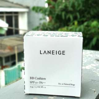 Ready Laneige BB Cushion