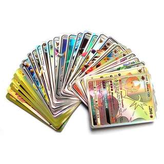 60 Pokemon Holo Flash GX Cards