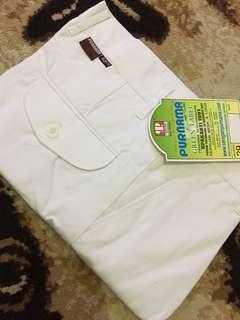 Celana sekolah putih (NEW)