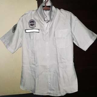 Security Guard Short Sleeve Uniform