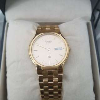 Seiko Gold Men's watch