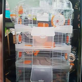 Hamster Cage XL