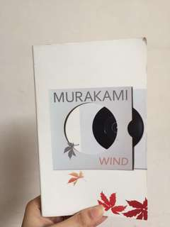 Haruki Murakami Wind Preloved