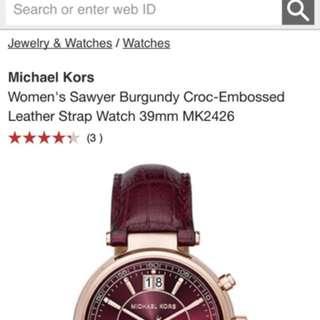 Anyone know where to find this Micheal Kors watch