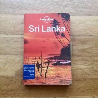 Lonely Planet Sri Lanka 2015 Edition
