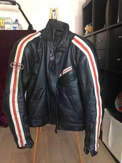 Dainese retro motorcycle jacket 皮䄛