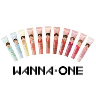 (PREORDER) INNISFREE X WANNA ONE LIPBALM