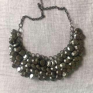 H&M statement necklace