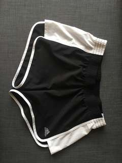 Adidas workout gym shorts