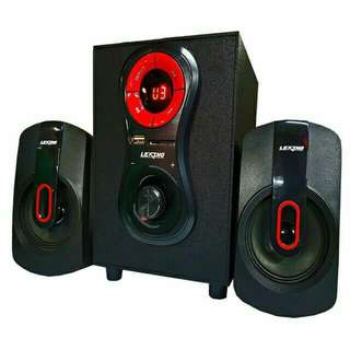 Lexing Audio Compent with 2speaker