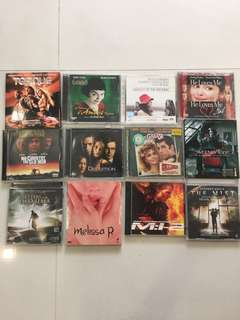 Various Movie VCDs