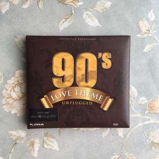 CD Audiophiles 90's Love Theme Unplugged