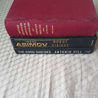 Hard Cover Books