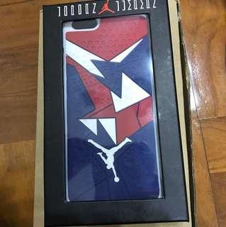 (包郵)Air Jordan iphone 6s plus手機殼