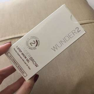 WUNDER BROW 1-STEP BROW GEL PERFECT EYEBROWS THAT LAST FOR DAYS