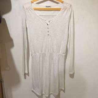 Terranova white dress