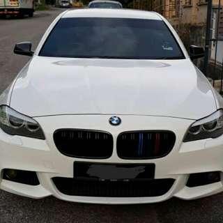 SAMBUNG BAYAR BMW F10 528 M SPORT