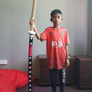 One piece trafalgar laws cosplay sword 140 cm