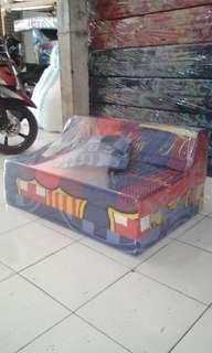 kasur sofa bed 180x90x10