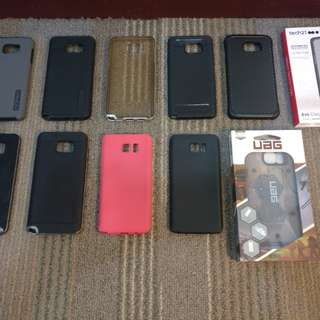 Samsung Galaxy Note 5 used cases