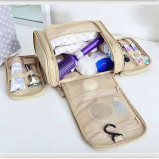 Storage Travel Wash Bag