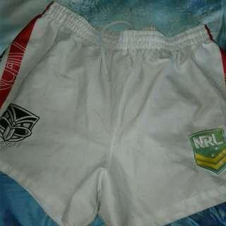 Nrl shorts