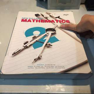New Syllabus Mathematics 2: 7th edition