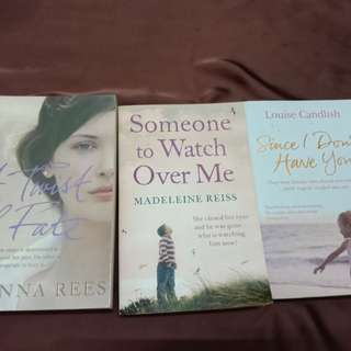 Preloved English Novel