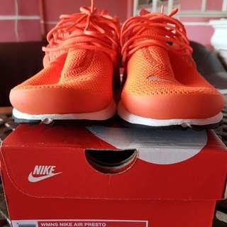 Womens Nike Air Presto Bright Crimson