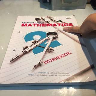 New Syllabus Mathematics 2: 7th edition Workbook