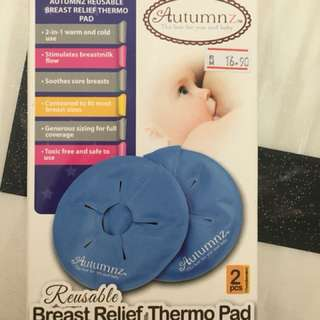 Autumnz breast relief thermo pad