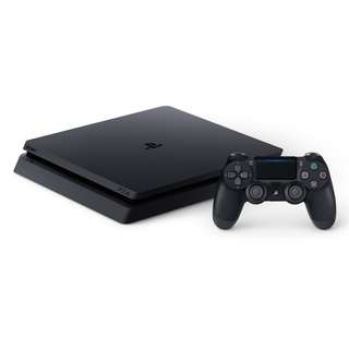 [BNIB] PS4 Slim 1TB - Black (Brand New Sealed)