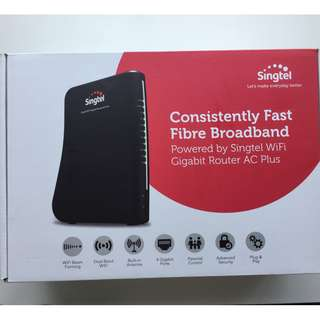 Singtel WiFi Gigabit Router