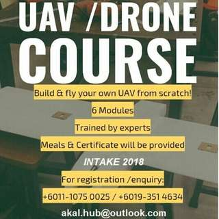Build-Your-Own-Drone Course