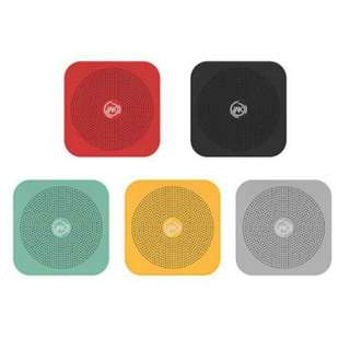 WK Bluetooth SP100 2.1 Speaker (YELLOW)