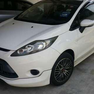 Ford Fiesta 1.4l