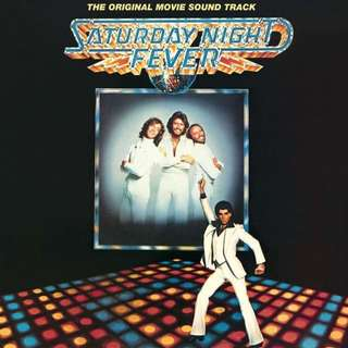 Saturday Night Fever OST - 40th Anniversary Super Deluxe Box Set (2LP/2CD/Blu Ray)