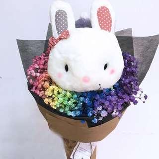 Cny special - celestial rainbow & bunny