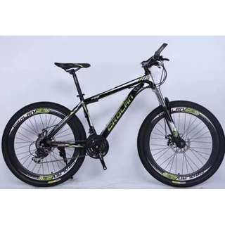 "*Free Delivery! Sports Rims 26"" Crolan MTB ✩ 24 Speeds ✩ Disc brakes ✩ front suspension ✩ Brand new bicycles"