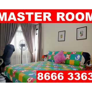 MASTER & COMMON ROOM AT BOONLAY PIONEER {NO LANDLORD)