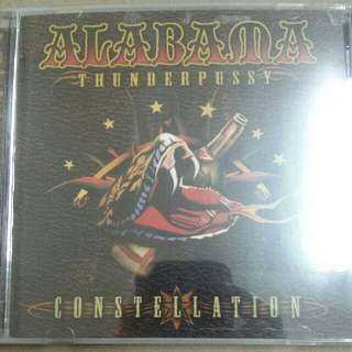 Music CD: Alabama Thunderpussy ‎–Constellation - Relapse Records