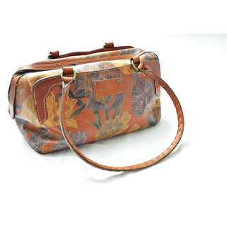 Patricia Nash Leather Shoulder Doctors Bag gucci prada louis vuitton