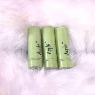 Apple mini Lipstick bundle