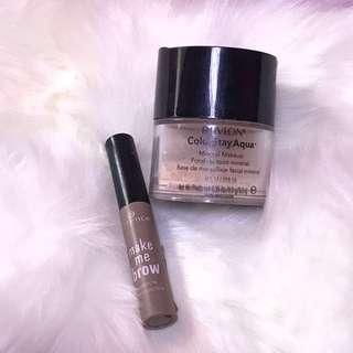 Revlon and Essence make up bundle