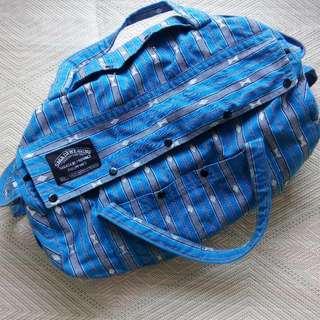 Sagada Weave Duffel Bag