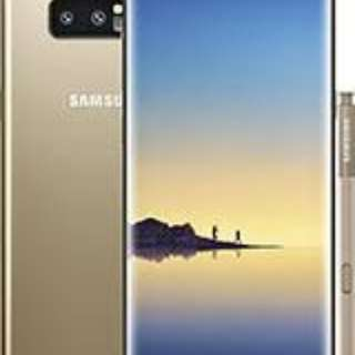 Samsung Galaxy Note 8 RUSH