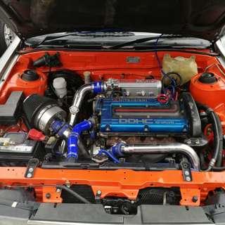 Mitsubishi galant vr4 turbo