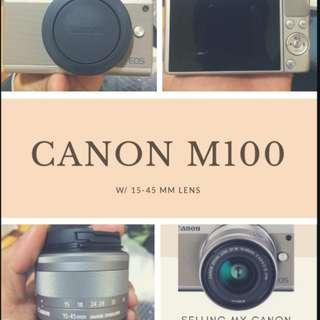 Canon M100 (Brandnew)