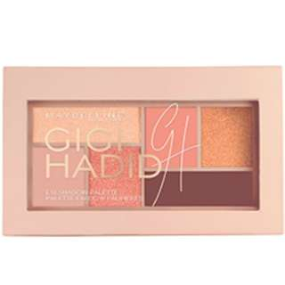 (PO) [Maybelline x Gigi Hadid Collection] Eyeshadow Palette 4g - Warm