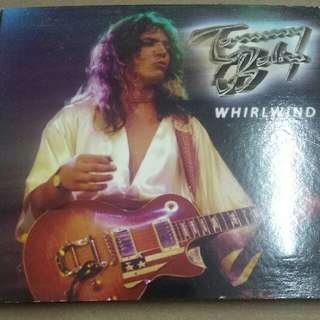 Music CD (2xCD): Tommy Bolin ‎– Whirlwind